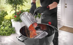 Weber_Grill_Charcoal Grill Time, Charcoal Grilling